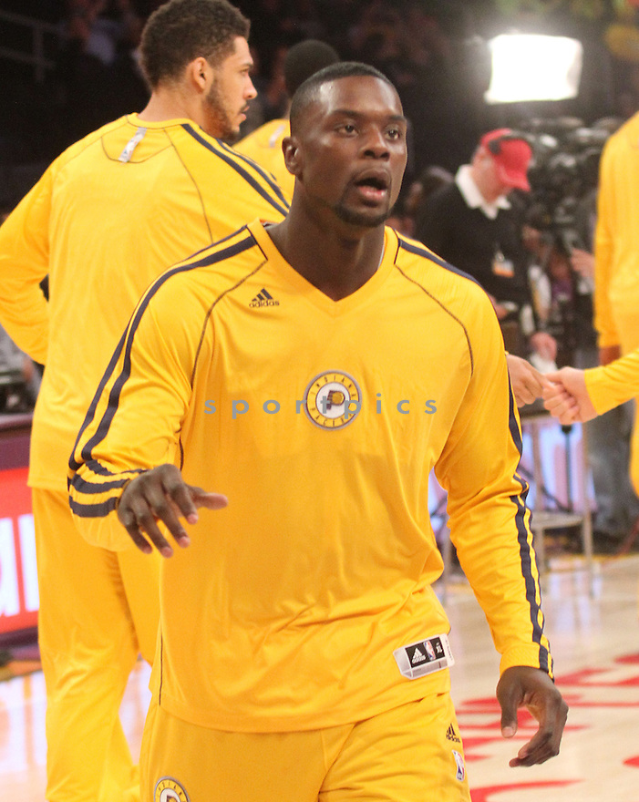 Indiana Pacers Lance Stephenson (1)