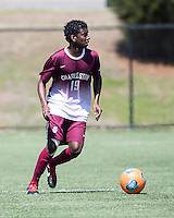 The College of Charleston Cougars played the  Georgia Southern Eagles in The Manchester Cup on April 5, 2014.  The Cougars won 2-0.  Xavier Raipaul (19)