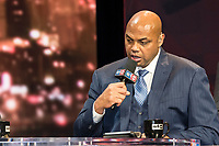 LAS VEGAS, NV - JANUARY 11: Charles Barkley pictured during a special live NBA On TNT Telecast at CES 2018 in Las Vegas, Nevada on January 11, 2018. Credit: Damairs Carter/MediaPunch
