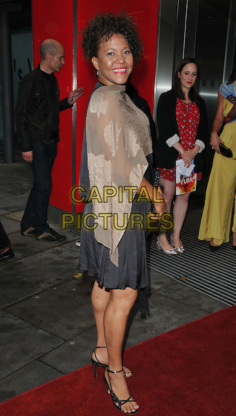 Nilda Guerra at the &quot;Vamos Cuba!&quot; VIP gala night, Sadler's Wells Theatre, Rosebery Avenue, London, England, UK, on Tuesday 02 August 2016.<br /> CAP/CAN<br /> &copy;CAN/Capital Pictures