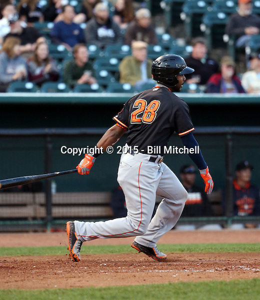 LJ Hoes -2015 Fresno Grizzlies (Bill Mitchell)