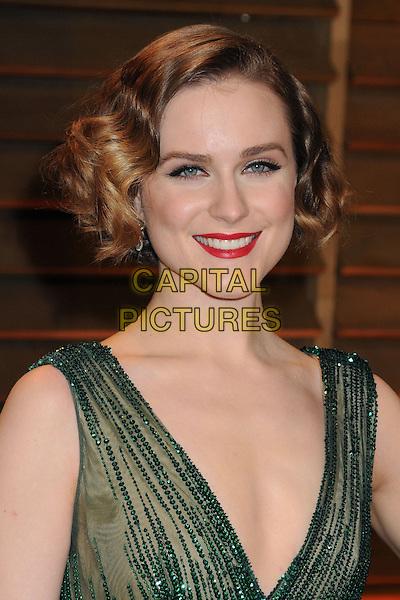 02 March 2014 - West Hollywood, California - Evan Rachel Wood. 2014 Vanity Fair Oscar Party following the 86th Academy Awards held at Sunset Plaza. <br /> CAP/ADM/BP<br /> &copy;Byron Purvis/AdMedia/Capital Pictures