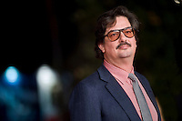 Rome, November 13, 2013. US film director Roman Coppola poses at the red carpet during the Rome International Film Festival. (Antonello Nusca/Polaris)