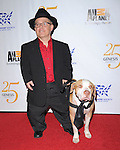 Shorty Rossi and Hercules at The Humane Society of The United States celebration of The 25th Anniversary Genesis Awards in Beverly Hills, California on March 19,2011                                                                               © 2010 Hollywood Press Agency