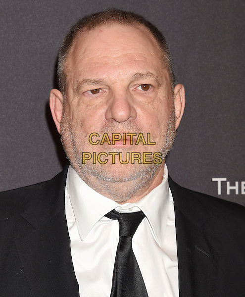 BEVERLY HILLS, CA - JANUARY 08:  Producer Harvey Weinstein attends The Weinstein Company and Netflix Golden Globe Party, presented with FIJI Water, Grey Goose Vodka, Lindt Chocolate, and Moroccan Oil at The Beverly Hilton Hotel on January 8, 2017 in Los Angeles, California<br /> CAP/ROT/TM<br /> &copy;TM/ROT/Capital Pictures