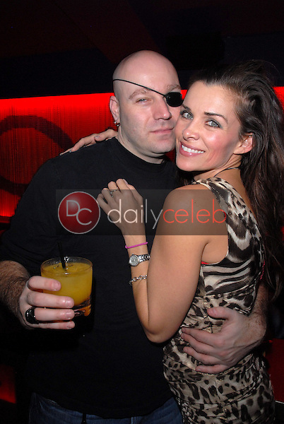 Eliot Sirota and Alicia Arden<br />