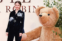 "Kelly MacDonald<br /> arriving for the World Premiere of ""Goodbye Christopher Robin"" at the Odeon Leicester Square, London<br /> <br /> <br /> ©Ash Knotek  D3311  20/09/2017"