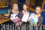 HELP THE CAUSE:  Help the cause and donate to the Kerry Christmas Appeal Live Radio Auction Dec 10th & 11th organised y Radio Kerry. Pictured from l-r were: Fiona Stack (Manager), Melanie O'Sullivan (SAles and Marketing) and Elaine Kinsella (Presenter)
