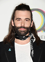 WEST HOLLYWOOD, CA - FEBRUARY 07: Jonathan Van Ness attends the premiere of Netflix's 'Queer Eye' Season 1 at Pacific Design Center on February 7, 2018 in West Hollywood, California.<br /> CAP/ROT/TM<br /> &copy;TM/ROT/Capital Pictures