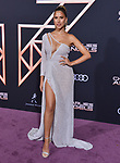 "Kara Del Toro 057 attends the premiere of Columbia Pictures' ""Charlie's Angels"" at Westwood Regency Theater on November 11, 2019 in Los Angeles, California."