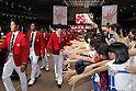 Japan National team, July 3, 2016 - <br /> Olympic : Japan National Team Send-off Party for Rio de Janeiro <br /> Olympic Games at Yoyogi Gymnasium, Tokyo, Japan. <br /> (Photo by Yusuke Nakanishi/AFLO SPORT)