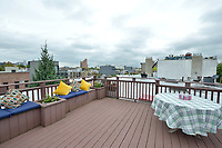 Roof Deck at 401 Douglas Street