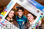 Young Adult BookFest: Photographed to announce the upcoming Young Adult BookFest to be held in Listowel on the 9th November are Sally O'Flynn, Brian Logue & Fiona Kelly.