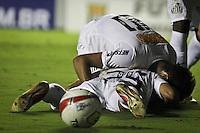 ATENÇÃO EDITOR: FOTO EMBARGADA PARA VEÍCULOS INTERNACIONAIS BARUERI,SP,22 JANEIRO 2013 - COPA SÃO PAULO JUNIORES - PALMEIRAS x SANTOS - Neilton jogador do Santosl  durante partida Palmeiras x Santos  válido pela semi finals da Copa São Paulo Juniores no Estádio Arena Barueri na noite desta terça - feira.(FOTO: ALE VIANNA -BRAZIL PHOTO PRESS).