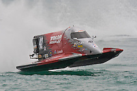 8-10 August 2008  Algonac, MI USA.Shaun Torrente's Grand Prix/Mercury.©F.Peirce Williams 2008