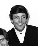 Dave Clark 5 Mike Smith 1965.© Chris Walter.