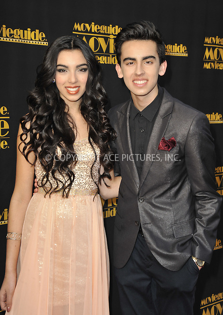 WWW.ACEPIXS.COM....February 15 2013, LA....Savannah and Brandon at the 21st Annual Movieguide Awards at Universal Hilton Hotel on February 15, 2013 in Universal City, California. ....By Line: Peter West/ACE Pictures......ACE Pictures, Inc...tel: 646 769 0430..Email: info@acepixs.com..www.acepixs.com