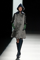 Ion Fiz at Mercedes-Benz Fashion Week Madrid 2013