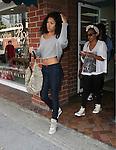 March 24th 2012...Eddie Murphys daughters at nail salon in Beverly Hills ..Bria L.   Myles Mitchell   Zola Ivy  Shayne Audra  Bella Zahra ...AbilityFilms@yahoo.com.805-427-3519.www.AbilityFilms.com..