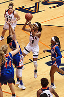 171115-UT Arlington @ UTSA Basketball (W)