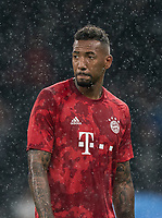 Jérôme Boateng of Bayern Munich pre match during the UEFA Champions League group match between Tottenham Hotspur and Bayern Munich at Wembley Stadium, London, England on 1 October 2019. Photo by Andy Rowland.