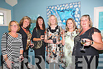 ART: At the opening of the Fenit Within and Fenit Without Art/Photographic exhibition in the Fenit Community Centre on Thursday evening, l-r: Jacqui Browne, Carmel Woodley,Veronica Murray, Noreen Breen, Angie Plastow and Deboragh Doran.