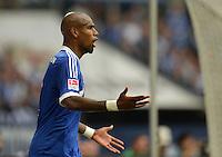 FUSSBALL   1. BUNDESLIGA   SAISON 2013/2014   8. SPIELTAG FC Schalke 04 - FC Augsburg                                05.10.2013 Felipe Santana (FC Schalke 04)