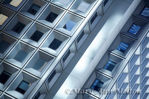 World Trade Center Building, Architectural Abstract