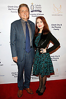 BURBANK - APR 27: Vrey Agajanian at the Faith, Hope and Charity Gala hosted by Catholic Charities of Los Angeles at De Luxe Banquet Hall on April 27, 2019 in Burbank, CA
