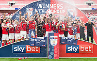Rotherham United v Shrewsbury Town - Play Off Final - 27.05.2018
