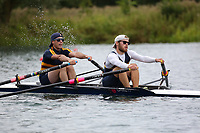 Race: 111  2x (Band 3)  Rep 1<br /> <br /> Peterborough Summer Regatta 2018 - Sunday<br /> <br /> To purchase this photo, or to see pricing information for Prints and Downloads, click the blue 'Add to Cart' button at the top-right of the page.