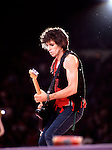 Rolling Stones 1982 Keith Richards..