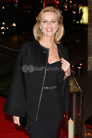 Czech model Eva Herzigova attends DKMS Big Love Gala at the Round House in London.<br /> <br /> NOVEMBER 7th 2018. Credit: Matrix/MediaPunch ***FOR USA ONLY***<br /> <br /> REF: SLI 184095