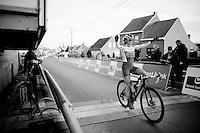 race winner Katerina Nash (CZE/Luna) crossing the finish line<br /> <br /> GP Sven Nys 2015