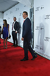 "New York Governor Andrew Cuomo arrives at the Clive Davis: ""The Soundtrack Of Our Lives"" world premiere for the Opening Night of the 2017 TriBeCa Film Festival on April 19, 2017 at Radio City Music Hall."