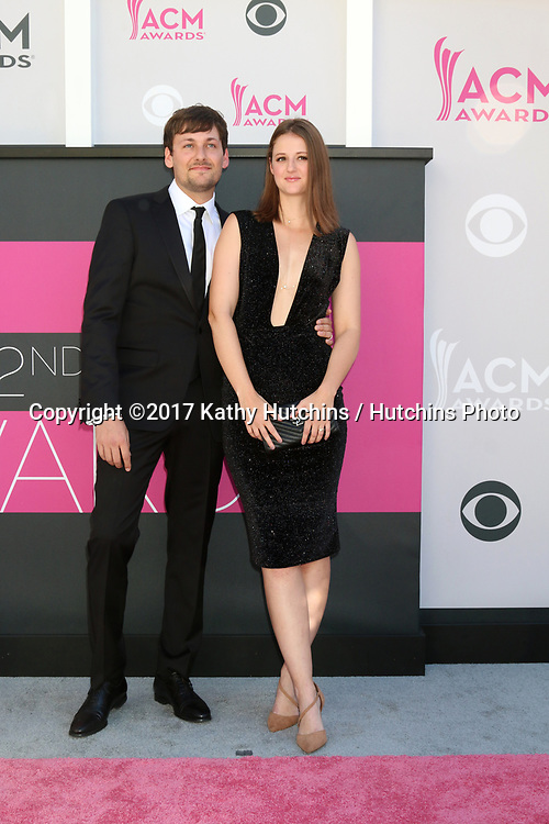 LAS VEGAS - APR 2:  Joe London at the Academy of Country Music Awards 2017 at T-Mobile Arena on April 2, 2017 in Las Vegas, NV