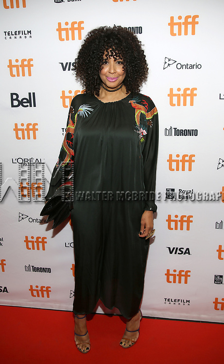 Suzanne Boyd attends the TIFF Soiree during the 2017 Toronto International Film Festival at TIFF Bell Lightbox on September 6, 2017 in Toronto, Canada.