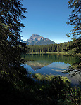 Pilot Pond, Bow Valley, Banff NP, Canada