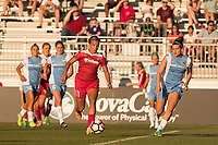 Boyds, MD - Saturday June 03, 2017:  Mallory Pugh during a regular season National Women's Soccer League (NWSL) match between the Washington Spirit and the Houston Dash at Maureen Hendricks Field, Maryland SoccerPlex