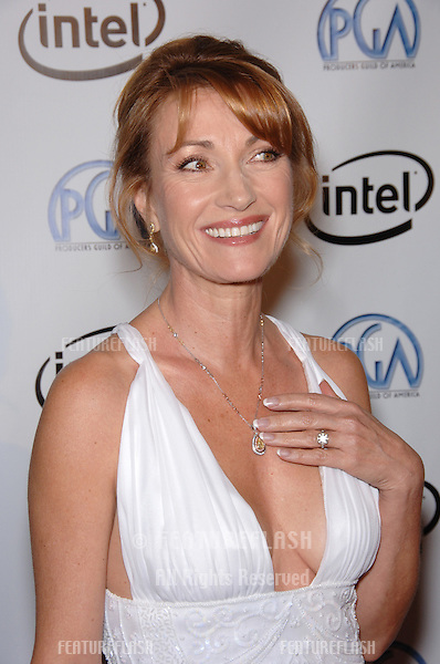 Actress JANE SEYMOUR at the 2006 Producers Guild Awards at the Universal Hilton Hotel..January 22, 2006  Los Angeles, CA.© 2006 Paul Smith / Featureflash