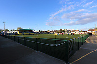 General view of Coles Park during Haringey Borough vs Heybridge Swifts, Bostik League Division 1 North Play-Off Semi-Final Football at Coles Park Stadium on 2nd May 2018