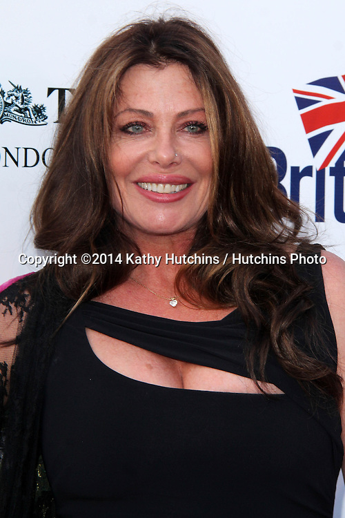 BODHILOS ANGELES - APR 22:  Kelly LeBrock at the 8th Annual BritWeek Launch Party at The British Residence on April 22, 2014 in Los Angeles, CA
