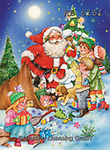 Interlitho-Alfredo, CHRISTMAS SANTA, SNOWMAN, WEIHNACHTSMÄNNER, SCHNEEMÄNNER, PAPÁ NOEL, MUÑECOS DE NIEVE, paintings+++++,santa, kids, toys,KL6161,#x#