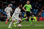 Real Madrid's Francisco Alarcon 'Isco' during La Liga match between Real Madrid and SD Huesca at Santiago Bernabeu Stadium in Madrid, Spain. March 31, 2019. (ALTERPHOTOS/A. Perez Meca)