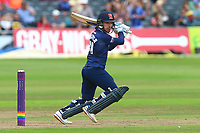 Adam Wheater in batting action for Essex during Gloucestershire vs Essex Eagles, NatWest T20 Blast Cricket at The Brightside Ground on 13th August 2017