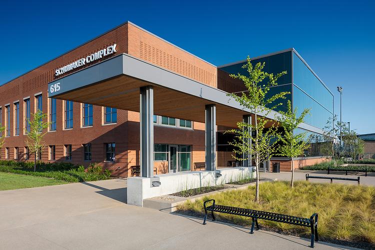 Ohio State University Schumaker Complex | HOK