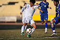 """OEOEcOEå/Keigo Higashi (JPN),..FEBRUARY 9, 2011 - Football :..International friendly match between Kuwait 3-0 U-22 Japan at Mohammed Al-Hamad Stadium in Kuwait City, Kuwait. (Photo by FAR EAST PRESS/AFLO)"