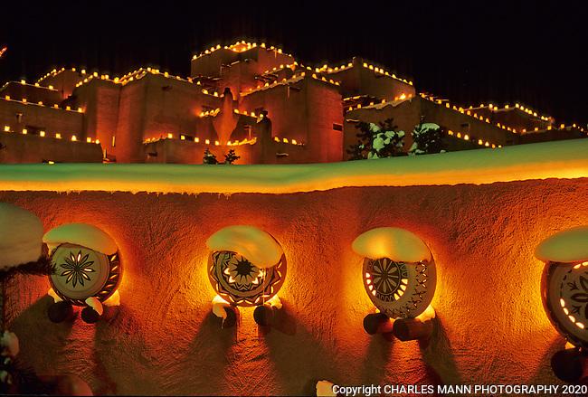 Faralitos_Inn at Loretto_Santa Fe_MANN_1.tif | Charles Mann ...