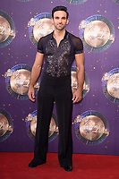 Davood Ghadami at the launch of the new series of &quot;Strictly Come Dancing&quot; at New Broadcasting House, London, UK. <br /> 28 August  2017<br /> Picture: Steve Vas/Featureflash/SilverHub 0208 004 5359 sales@silverhubmedia.com