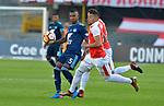 Independiente Santa Fe igualó 1-1 ante Emelec. Fase de grupos Conmebol Libertadores 2018.